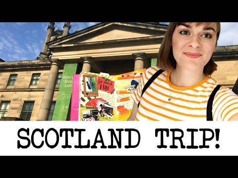 Scotland Work Trip & Mini Break! August 2019 | VLOG