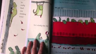The Crocodile Who Didn't Like Water (read by Jodie Chen)