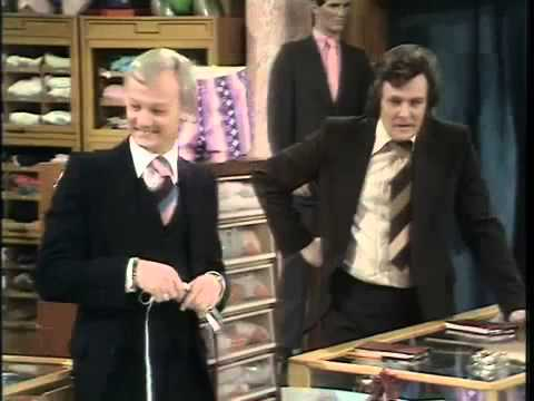 Are You Being Served? Season 4 Episode 6 - Oh What a Tangled Web