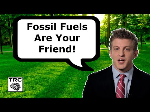 Fossil Fuels, Climate Change and Stupidity with PragerU