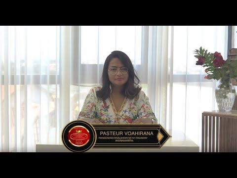 Volan' ny Fahitam-Pitia Fahitana Sitraka @ Andriamanitra Septambra 2019 (6) Pasteur Voahirana