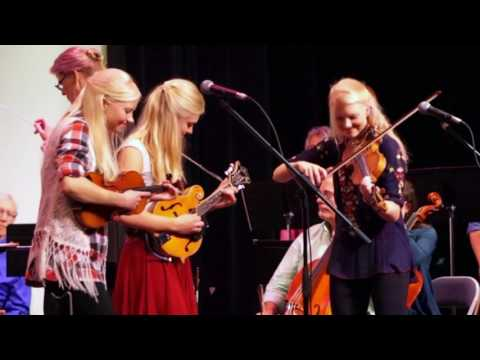 Live Show:  Hummingbird (The Gothard Sisters) w/Saratoga Orchestra