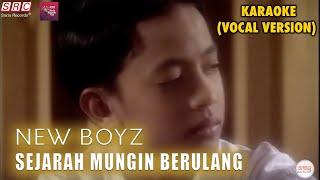 New Boyz - Sejarah Mungkin Berulang (Official Music Video Karaoke - Vocal)