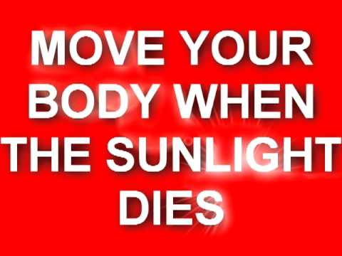 S/C/A/R/E/C/R/O/W by My Chemical Romance (LYRICS)