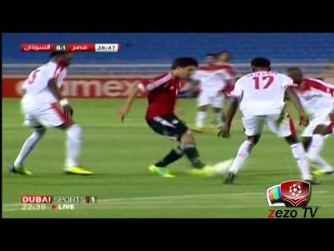 Eygpt 1 - 0 Sudan - NJ Mlaeb zezo tv
