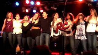 Roger Creager Shows His Aggie Spirit - Aggie War Hymn - Video by Photos by Hunter