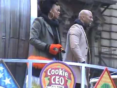 Download Andra Day & Common    Full Macys Day Parade NYC  24