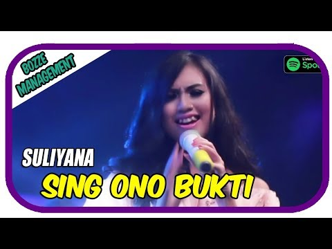 SING ONO BUKTI - SULIYANA [ OFFICIAL MUSIC VIDEO ]