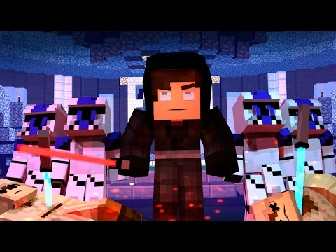 Minecraft | Good vs Evil - STAR WARS JEDI PURGE: Order 66! (Jedi vs Order 66)