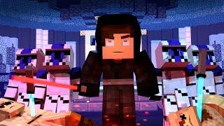 Minecraft | Good vs Evil - STAR WARS JEDI PURGE: Order 66! (Jedi vs Order 66)