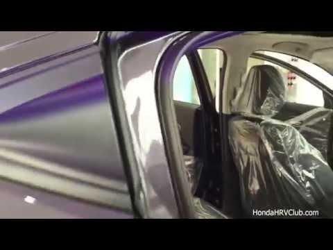 พรีวิว Honda HR-V 1.8EL สีเทารูสแบล็ค รุ่นท๊อป ราคา 1.045 ล้านบาท ทั้งภายนอกและภายในห้องโดยสาร