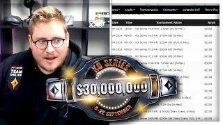PartyPoker Knockout Series 2019 Overview and Plans