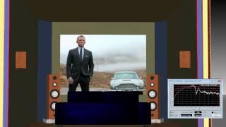 Акустика домашнего кинотеатра или комнаты прослушивания (оформление)(Краткий фильм поясняющий важность акустического оформления домашнего кинотеатра или музыкальной комнаты,..., 2013-06-29T02:59:36.000Z)