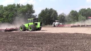 Awesome Big Tractor Power in Action