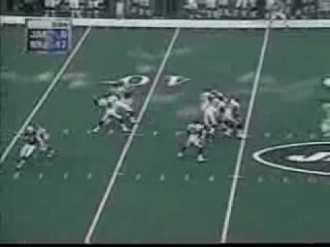 MARK BRUNEL TO JIMMY SMITH BOMB VS. 6 JETS