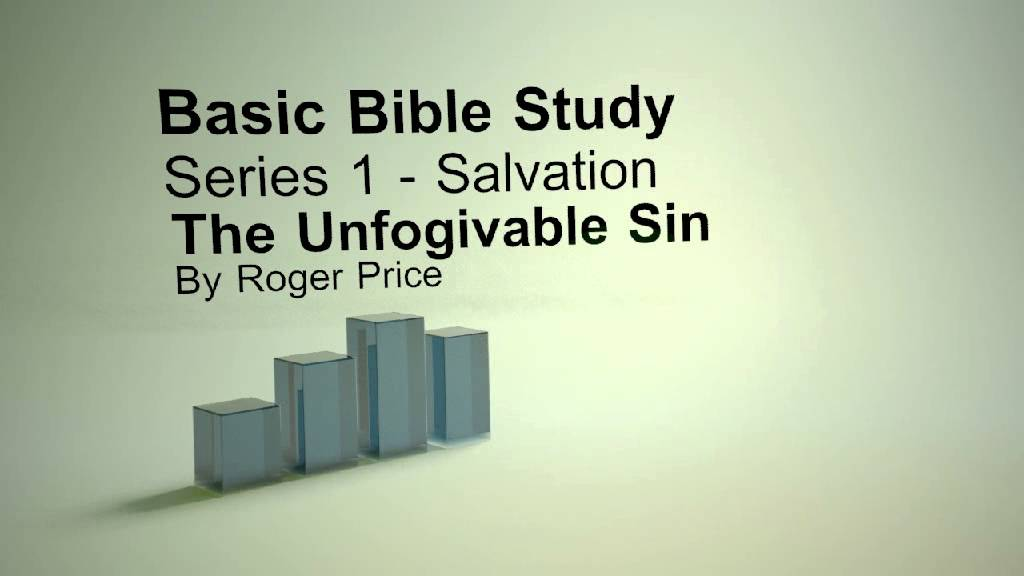 my detailed bible study on salvation