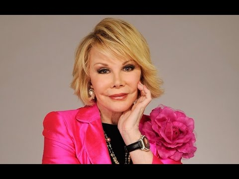 THE DEATH OF JOAN RIVERS