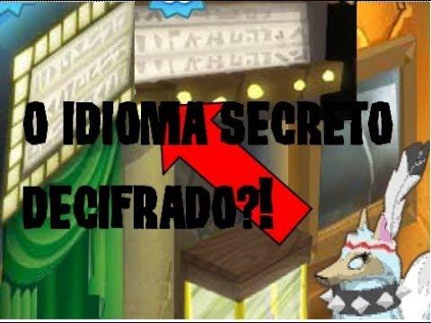 OMG! DECIFRADO O IDIOMA SECRETO DE JAMAA?!