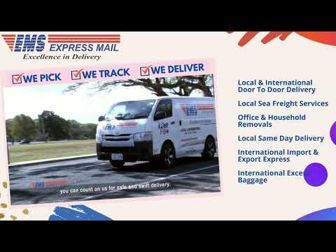 EMS Promo Video - Post Fiji