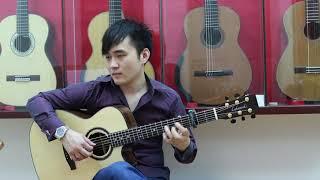 周杰倫 Jay Chou 【說好不哭 Won't Cry】Guitar FingerStyle (Steven Law)