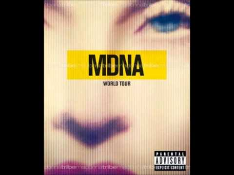 Girl Gone Wild - mdna tour (audio oficial)