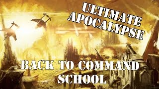 Dawn of War Ultimate Apocalypse Mod - Back in Command