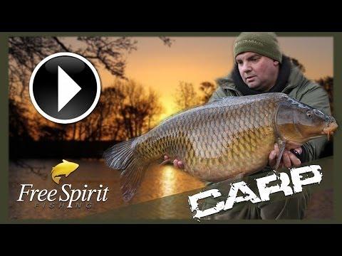 Carp Fishing - Free Spirit Fishing - Nick Burrage (Winter Session On Birchgrove)