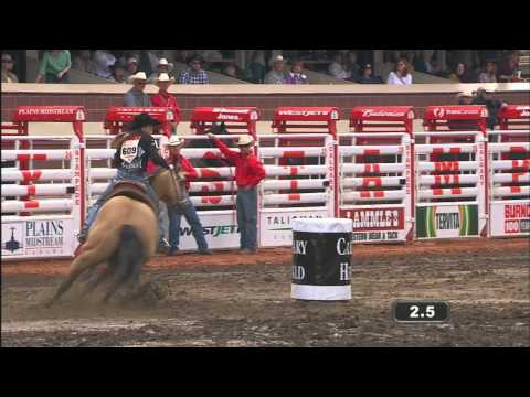 2013 Calgary Stampede Rodeo Highlights - Day 2