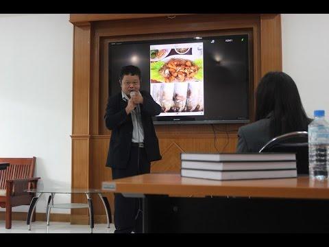 คำแนะนำก่อนขึ้นสอบวิจัย 3 บท โดย ผู้ช่วยศาสตราจารย์ ดร.ประวิทย์ สิมมาทัน