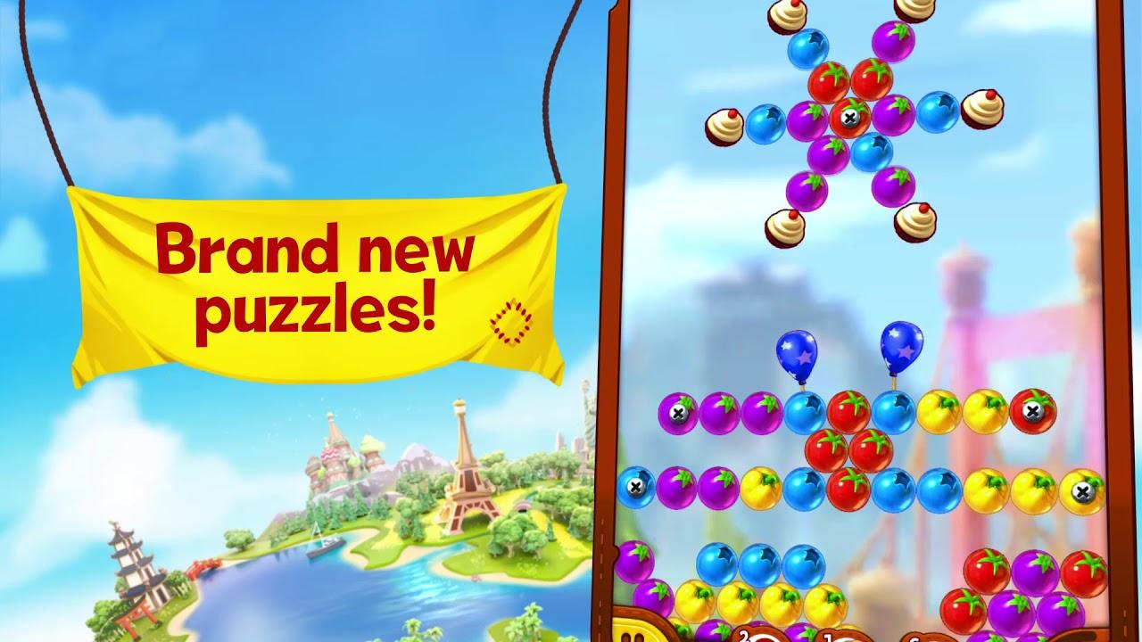 Bubble Island 2 - Wooga