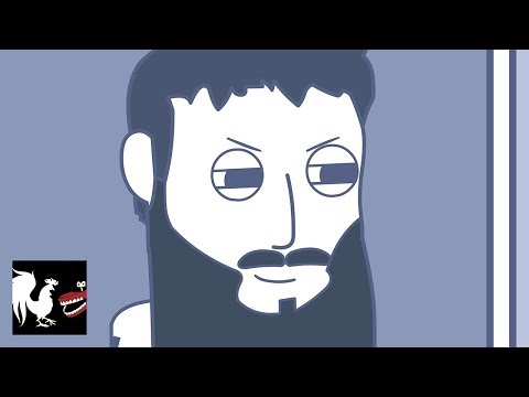 Rooster Teeth Animated Adventures - Geoff's Spring Break Spite Beard