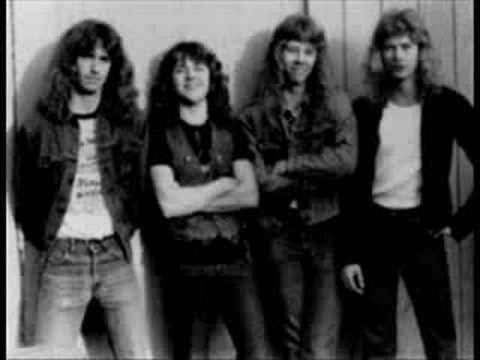 Metallica - No Life 'Till Leather - Mechanix