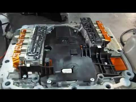 Замена датчика давления кпп I Shift VOLVO FH AT2412C MID 130 PID 37