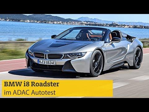 ADAC Autotest BMW i8 Roadster I ADAC 2018