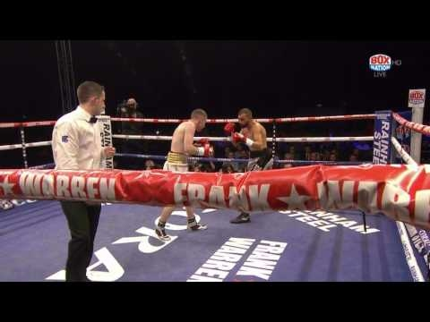 Paddy Barnes ( Pro Debut) vs Stefan Slavchev Charles LcStovall