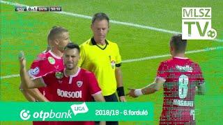 Kisvárda Master Good - DVTK | 1-1 (0-1) | OTP Bank Liga | 6. forduló | 2018/2019