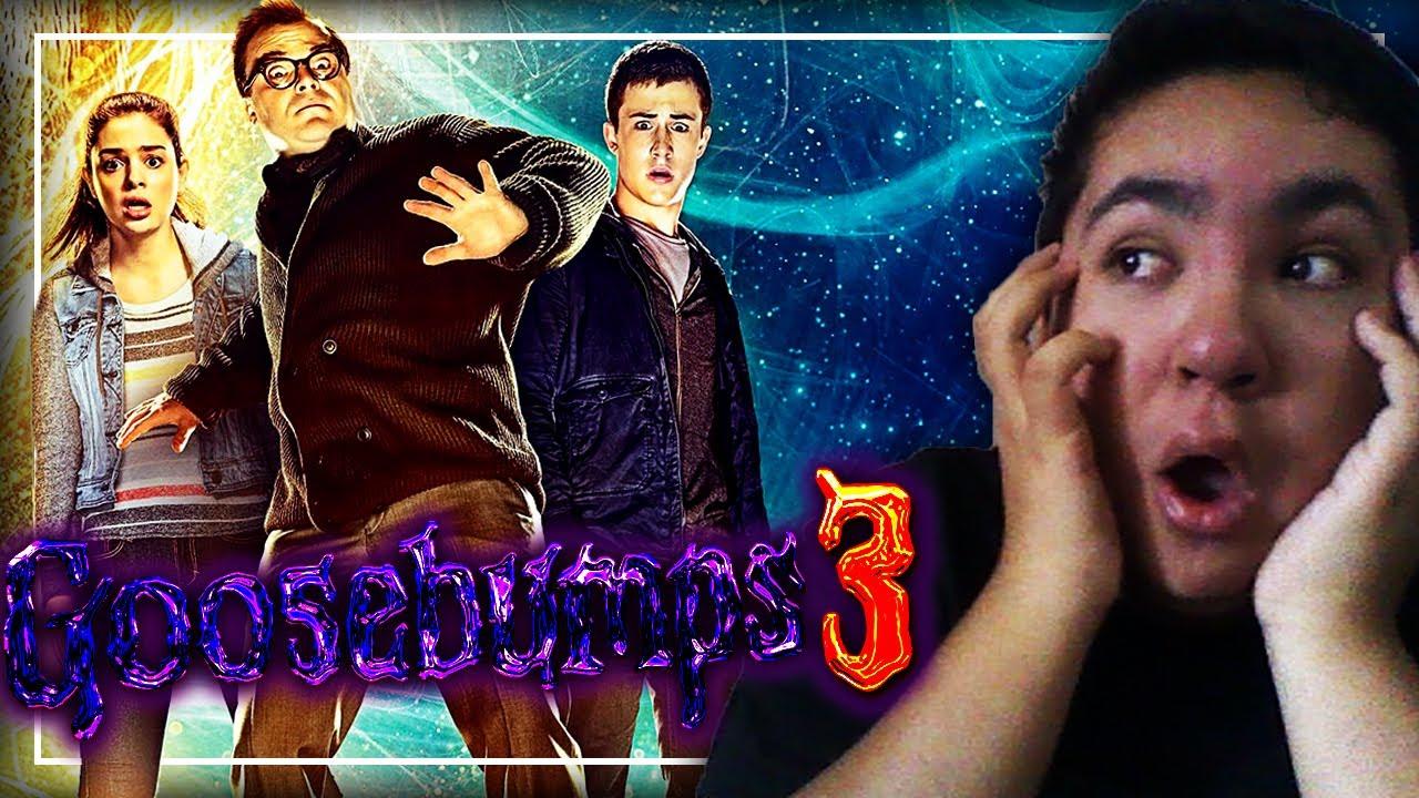 "Download ""Goosebumps 3: HorrorWorld"" Posible Tercera entrega // El Rincón Del Cine"