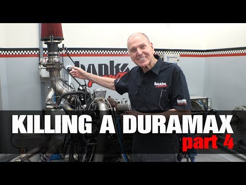 Killing a Duramax Pt 4: Starving the Monster 🔥