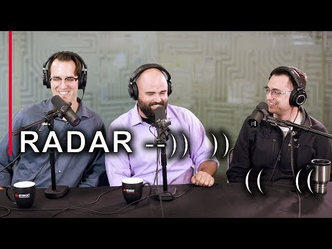 Radar and Electronic Warfare - EEs Talk Tech Electrical Engineering Podcast #22