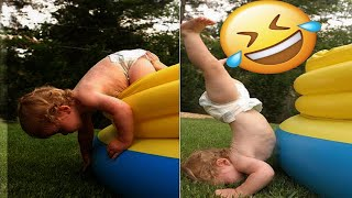 FUNNIEST BABY FAILS   Get Ready To Laugh HARD  