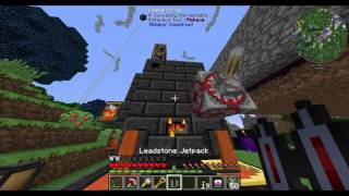 Minecraft: FTB Infinity Evolved Expert Mode 119 - Advanced Miner!