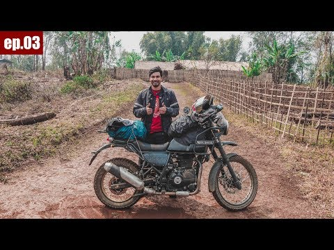 Shillong to Dimapur || 275kms Ride || Tour of North East ep.03