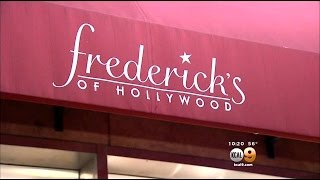 Frederick's Of Hollywood Slated To Close One-Third Of Its Stores