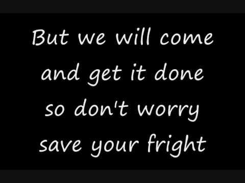 Ghostbusters 2 remix/Lyrics