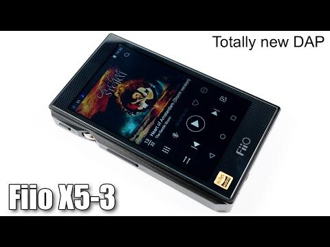 Fiio X5 third generation — initial impressions
