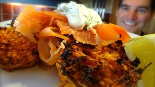 Sweet Potato Rosti: A New Crispy, Tasty Twist On Your Favourite Veg