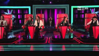 The Voice IT | Serie 3 | Blind 4 | Carola Campagna - #TEAMJAX