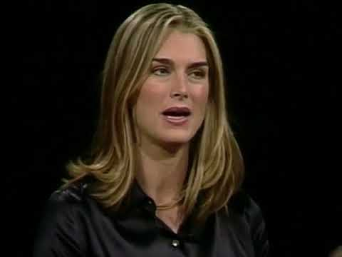 Brooke Shields and James Toback interview 2000