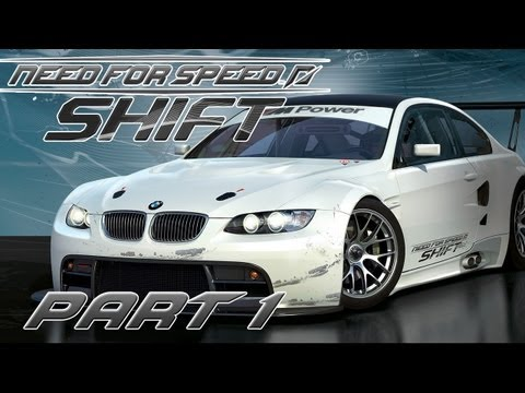 Lets Play Need for Speed Shift Part 1 (HD/German) - Unsere Karriere beginnt
