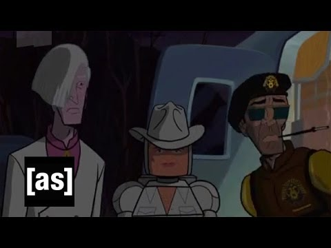 Tracking the Investors | The Venture Bros. | Adult Swim